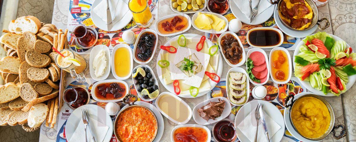 Serpme Kahvaltı Eyüp Sultan