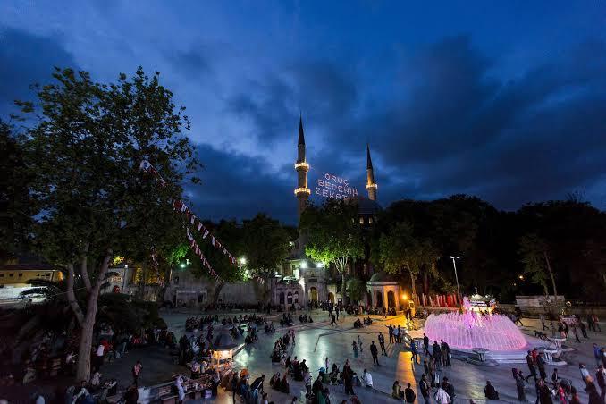 Eyüp Sultan'da İftar Mekanları